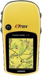 eTrex GPS for Camping