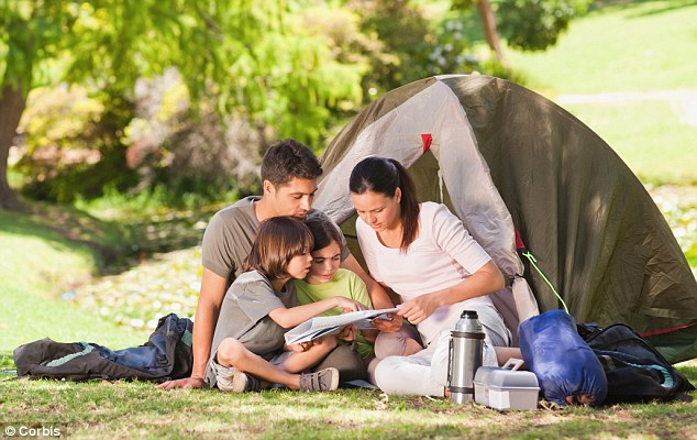 Family Camping Tips for Every Parent