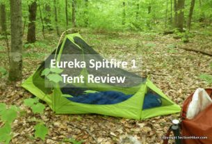 Eureka Spitfire 1 Tent Review