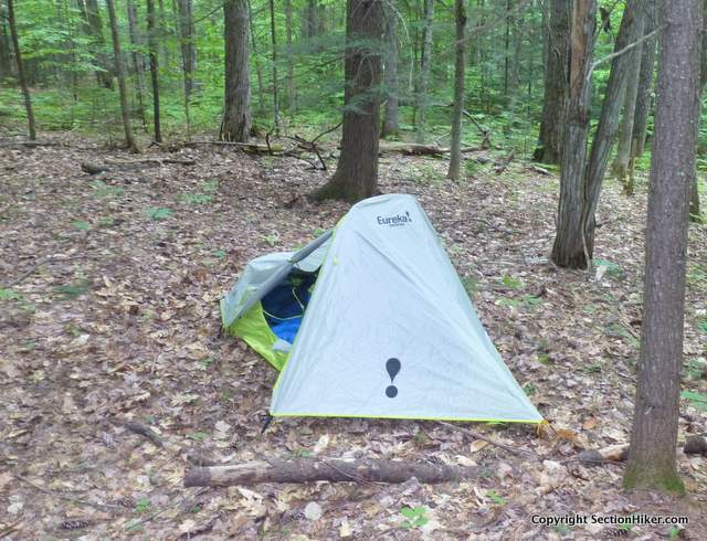If cost is a priority, it is hard to beat the value of the Spitfire 1. There are plenty of thru-hikers who's hiked the Appalachian Trail with the Spitfire 1 and it's not going to hold you back either.