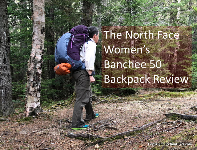 The North Face Womens Banchee 50 Backpack Review