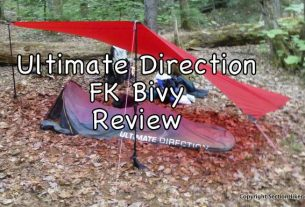 Ultimate Direction FK Bivy Review